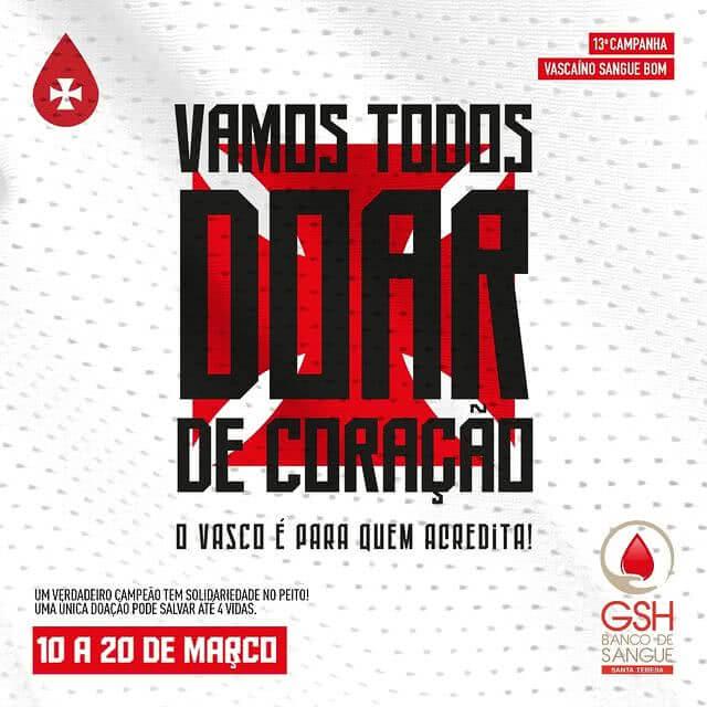 Campanha Vascaíno Sangue Bom