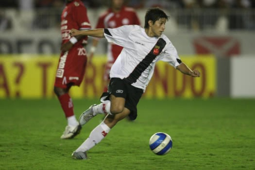 Darío Conca nos tempos de Vasco