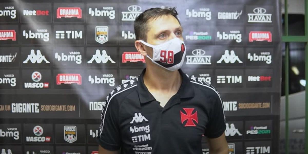Diogo Siston, do Vasco