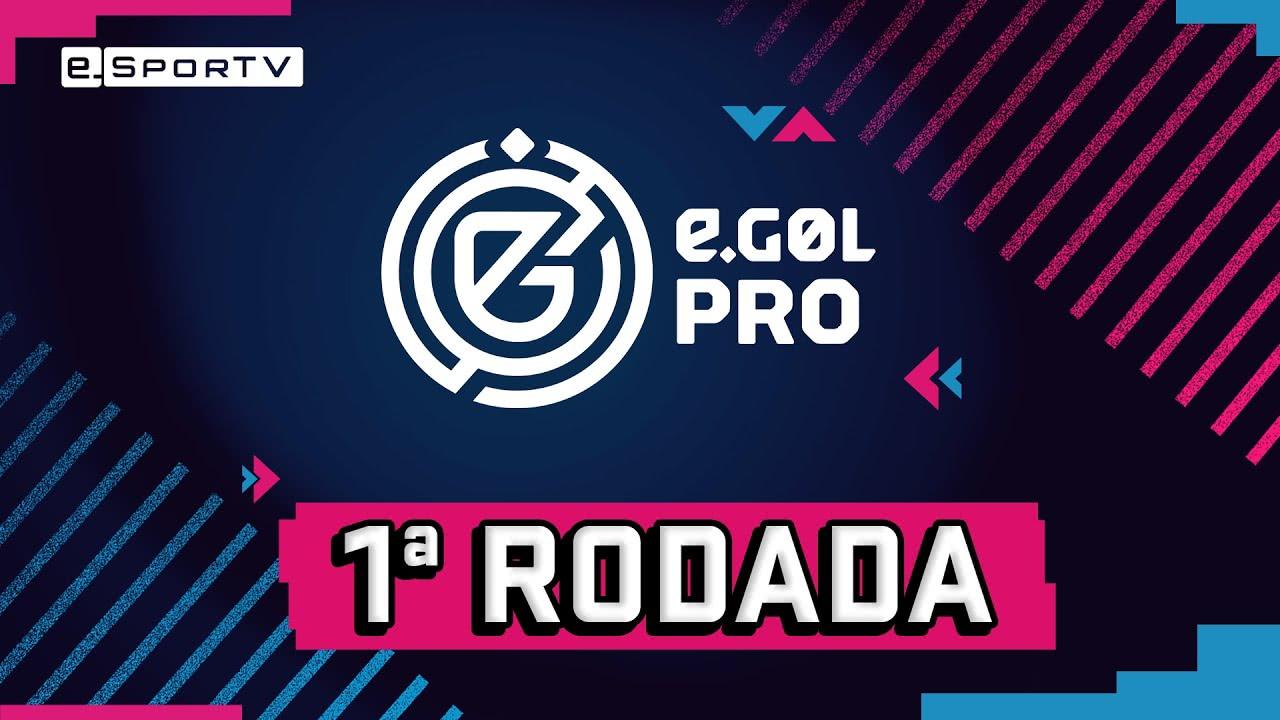 Vasco disputa a primeira rodada do eGol Pro