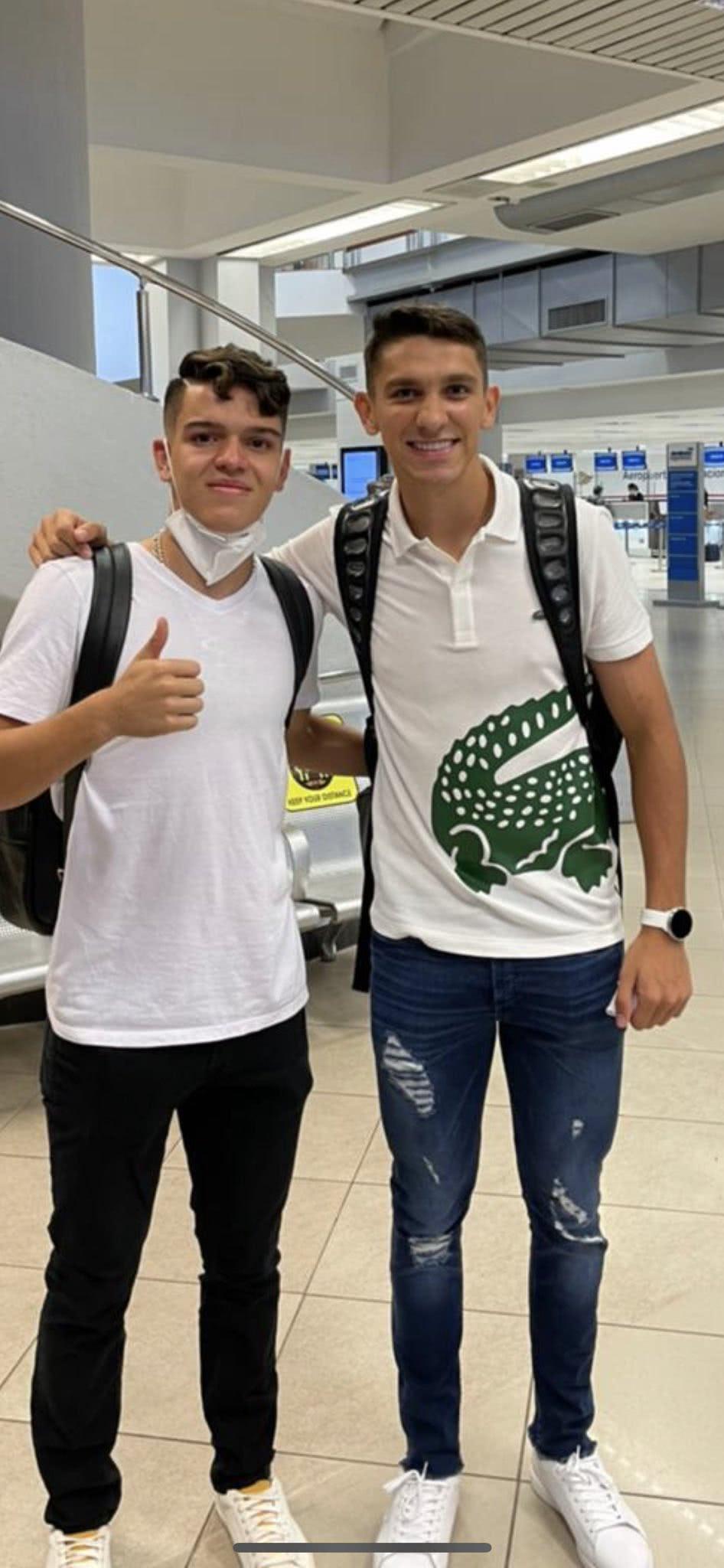 Elias Ovelar e Diego Fernández reforçam o Sub-20 do Vasco