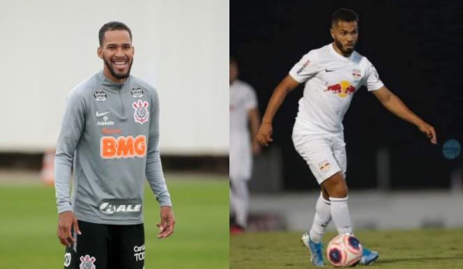 Everaldo e Morato estariam na mira do Vasco