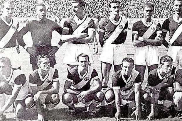 Expresso da Vitória, time lendário do Vasco