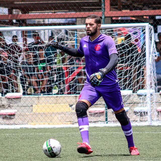 Felipe Maia, goleiro do Futebol 7 do Vasco