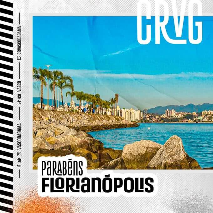 Florianópolis, aniversariante do dia