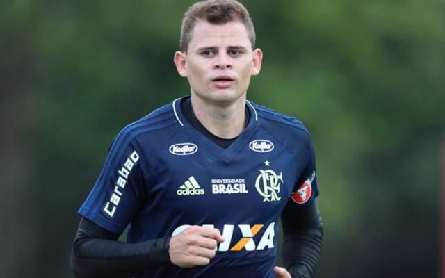 Jonas teve passagem pelo Flamengo