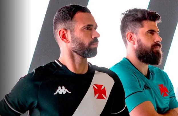 Leandro Castan e Fernando Miguel
