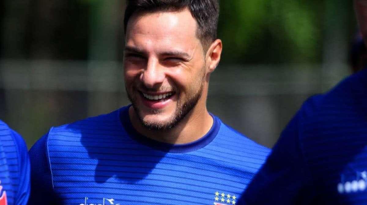Leandro Desábato passou pelo Vasco em 2018
