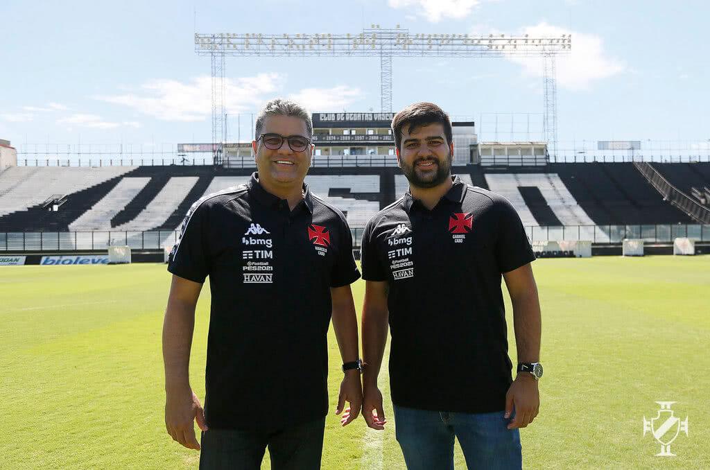 Marcelo Cabo e Gabriel Cabo