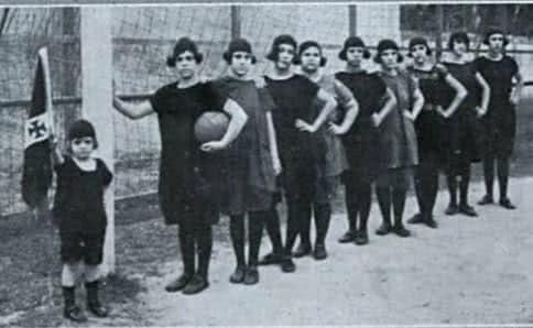 Mulheres pioneiras da história do Vasco