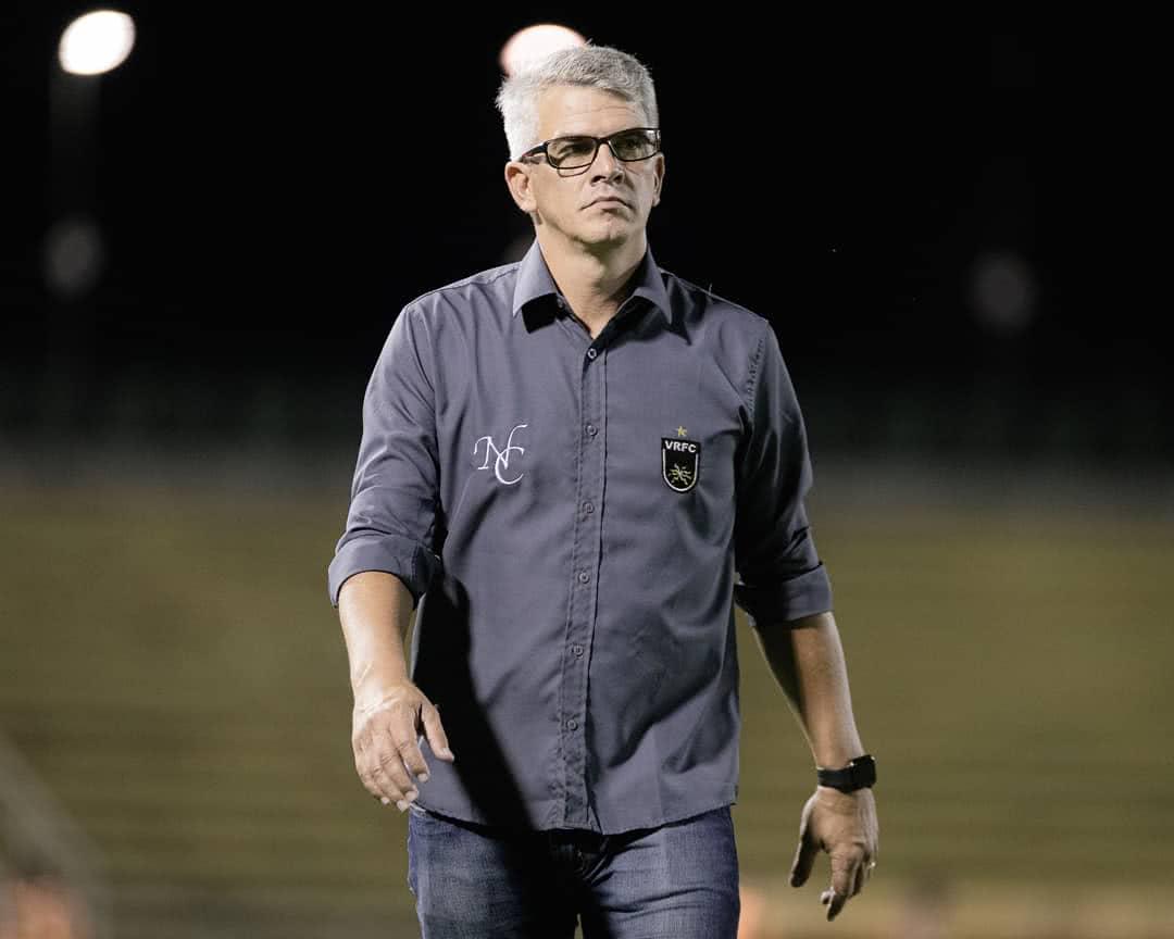 Neto Colucci, técnico do Volta Redonda