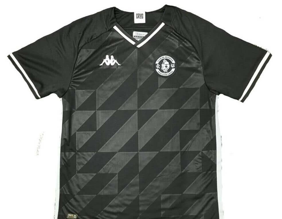 Nova 3ª camisa do Vasco