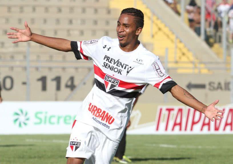 Paulinho Boia é formado na base do São Paulo