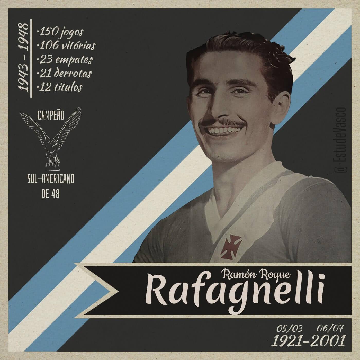 Rafagnelli, ex-jogador do Vasco
