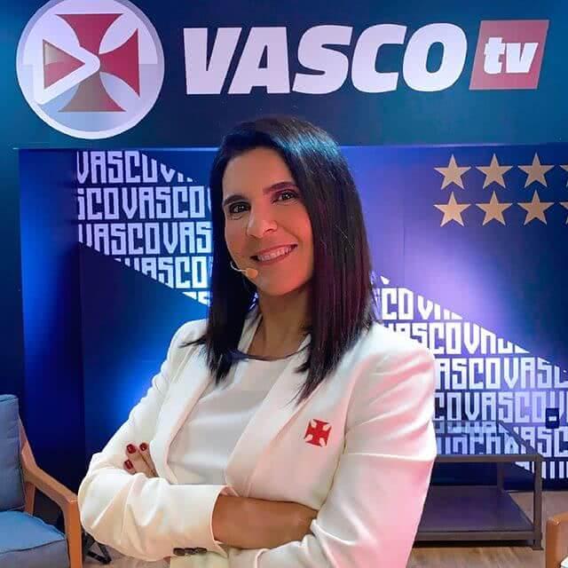 Vanessa Riche estreia na Vasco TV