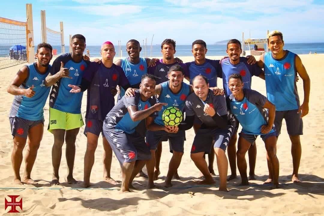 Reapresentação Vasco Beach Soccer