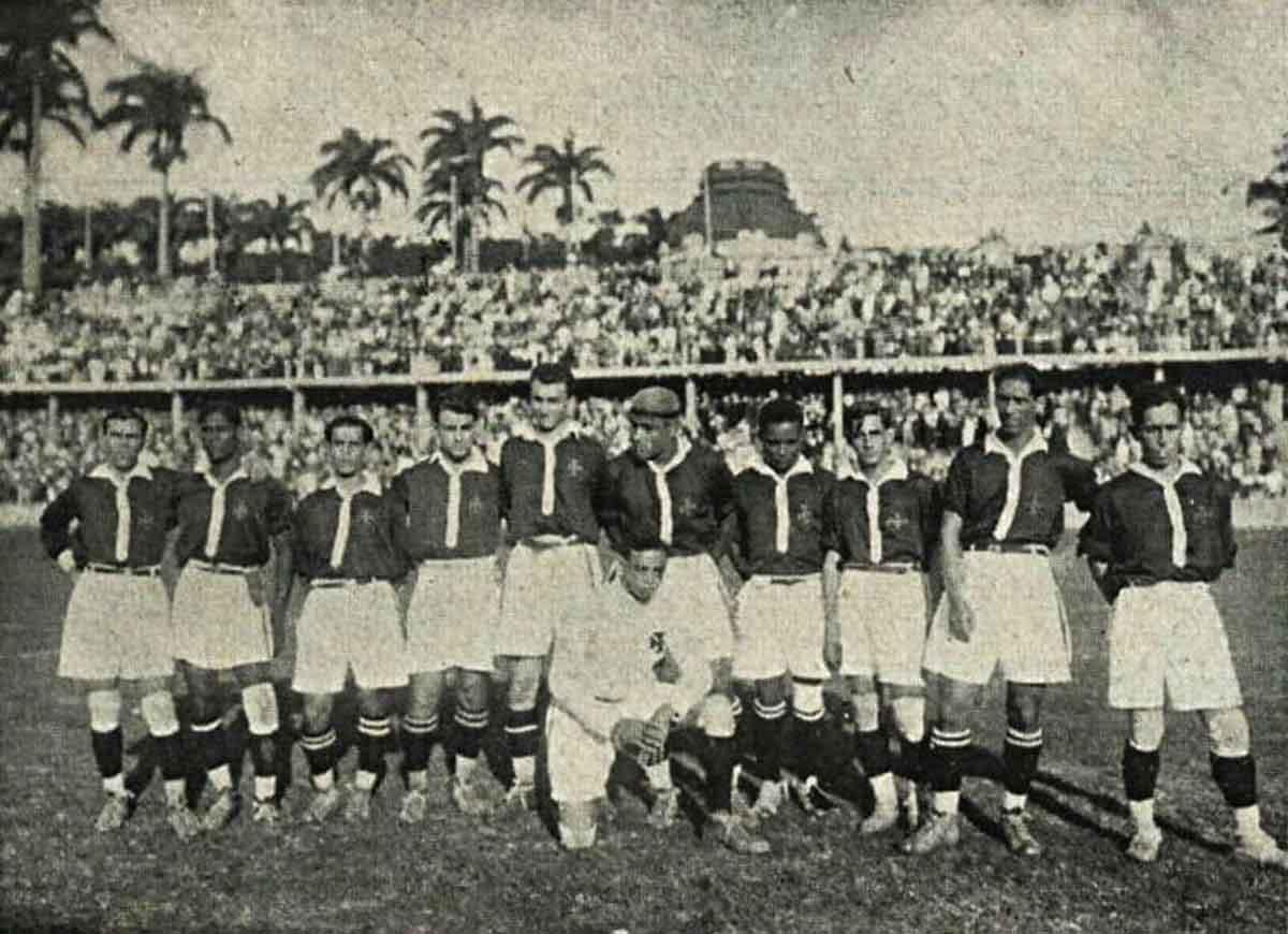 1º jogo entre Vasco e Fluminense