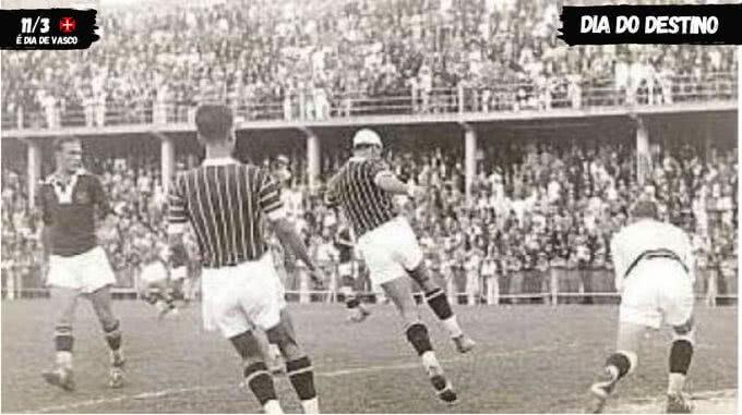 Primeiro confronto entre Vasco e Fluminense