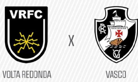 Volta Redonda e Vasco se enfrentam neste sábado