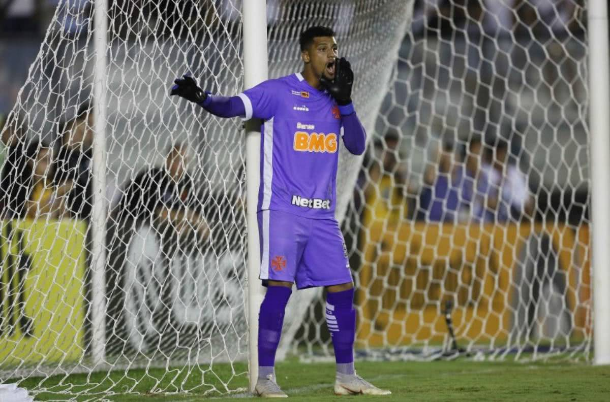 Alexander, goleiro do Vasco