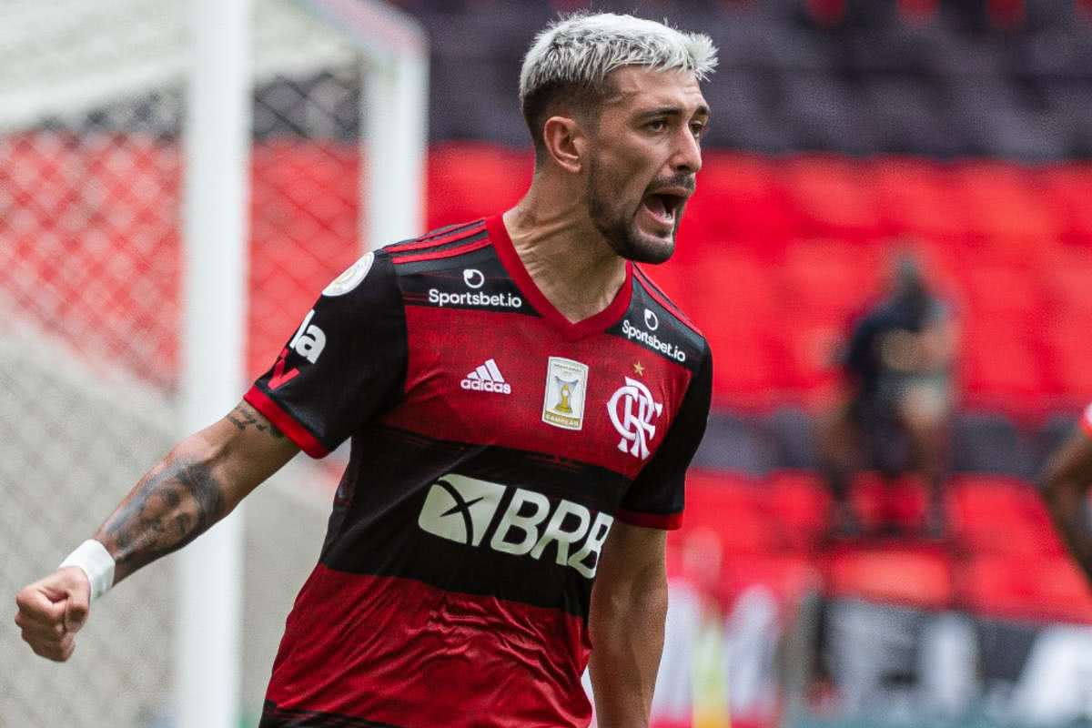 Arrascaeta é um dos principais jogadores do Flamengo