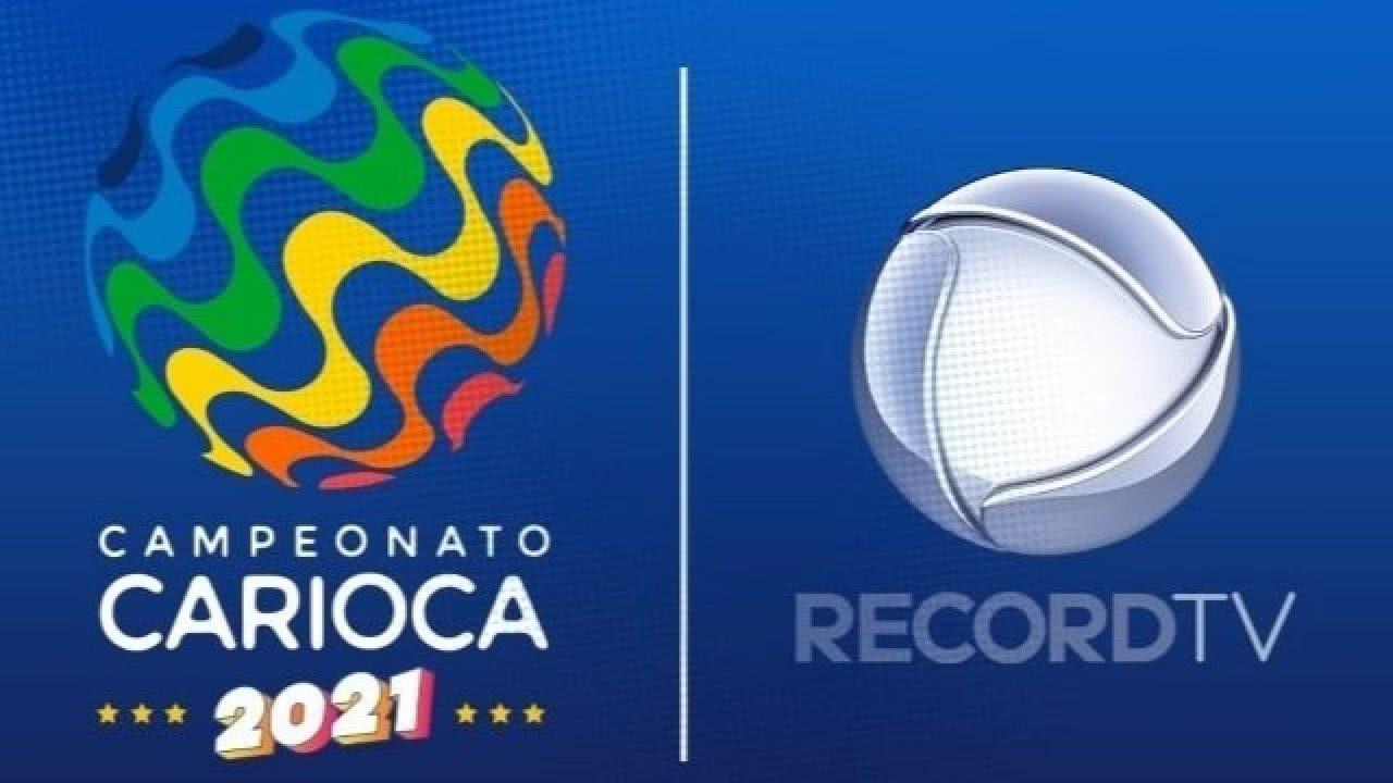 Record TV transmite o Campeonato Carioca de 2021