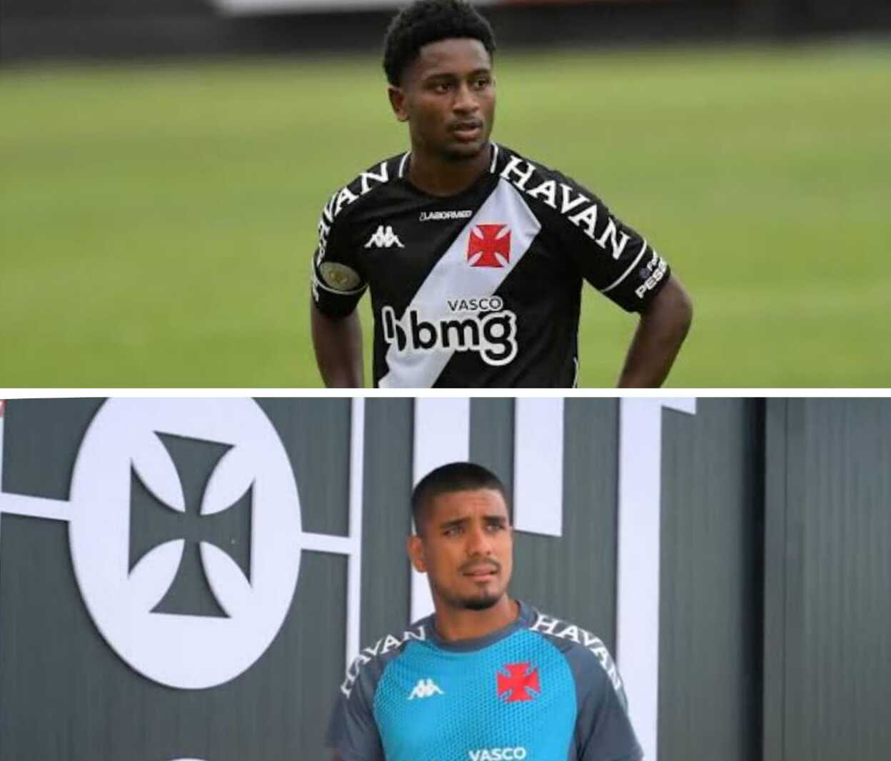 Cayo Tenório e Léo Matos