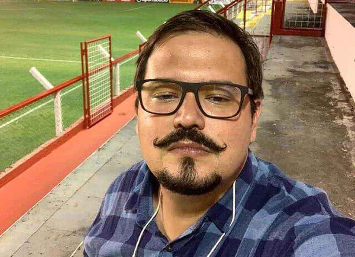 Danilo Bento, VP de Comunicação do Vasco