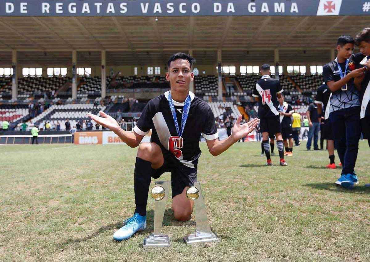 Kauã Lucas, Sub-17 do Vasco