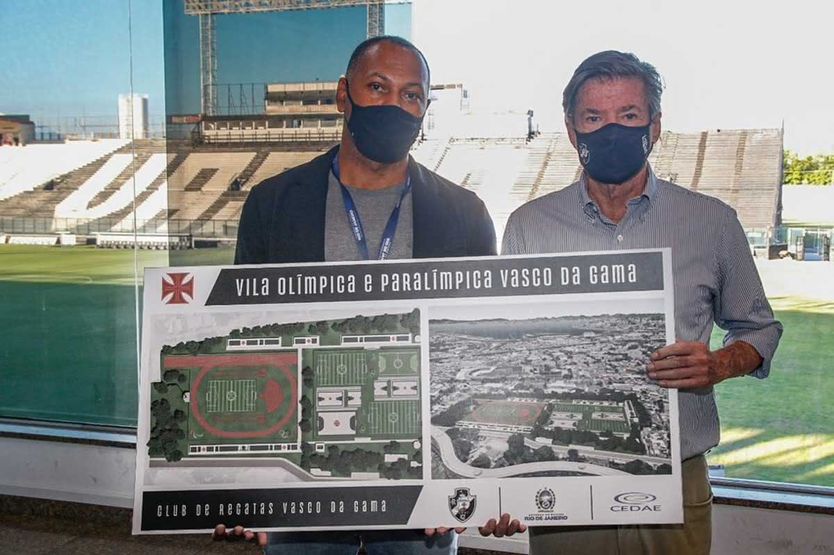 Leandro Alves e Jorge Salgado