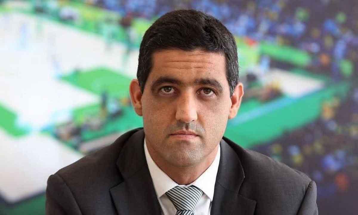 Luiz Mello, CEO do Vasco