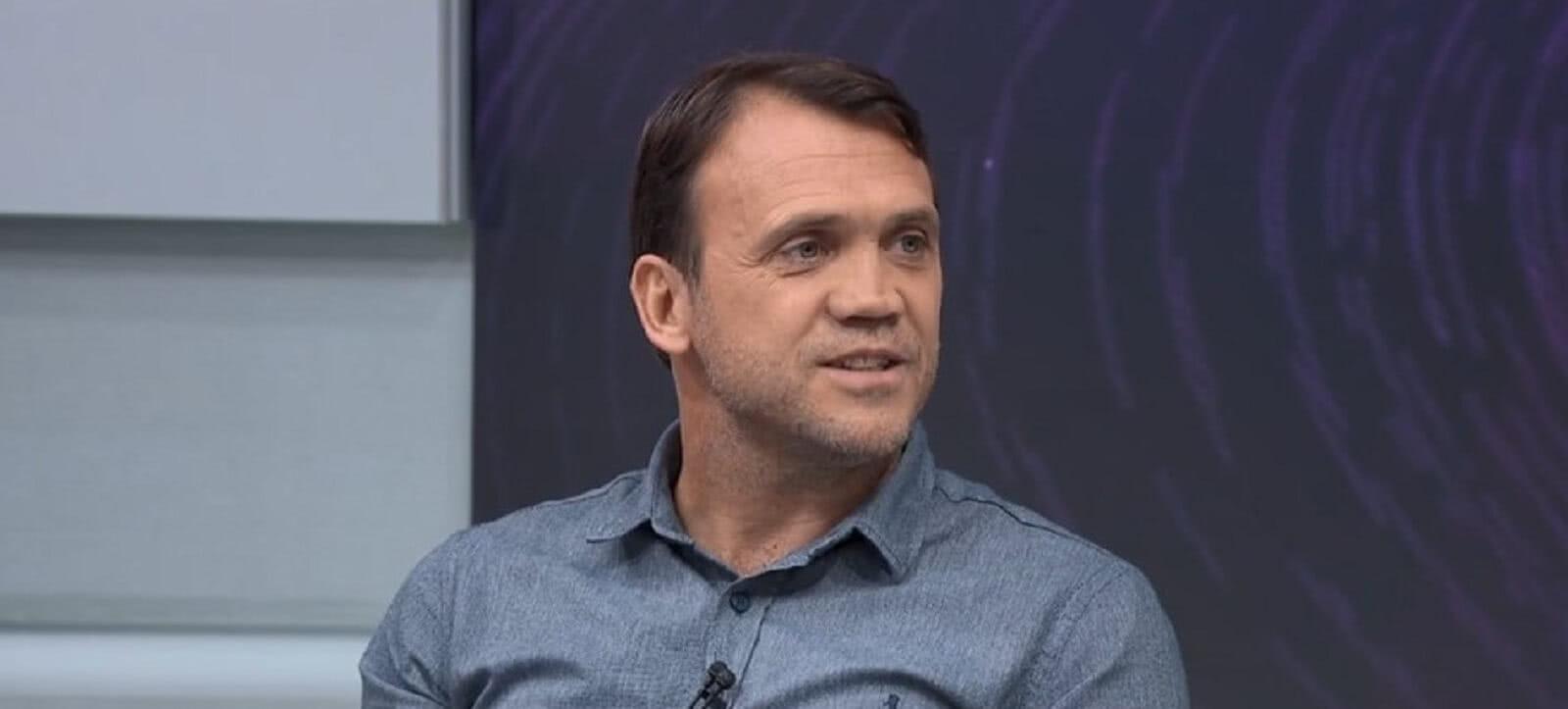 Petkovic, comentarista do SporTV