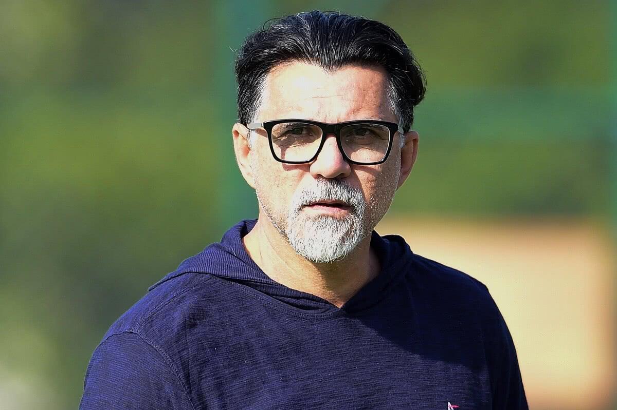 Ricardo Rocha, ex-zagueiro do Vasco