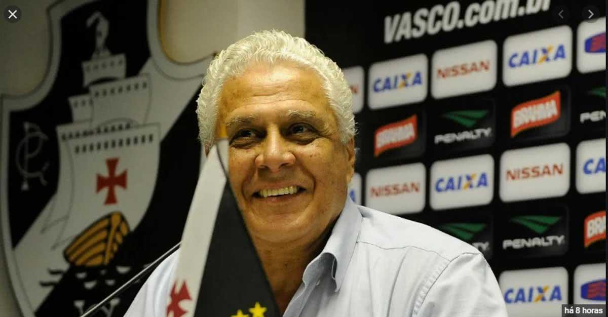 Roberto Dinamite, ídolo do Vasco