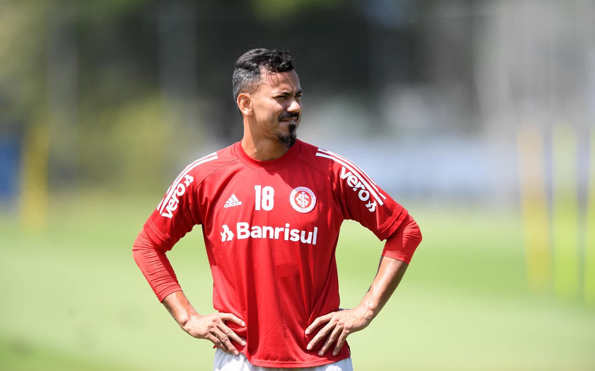 Rodrigo Lindoso, volante do Internacional