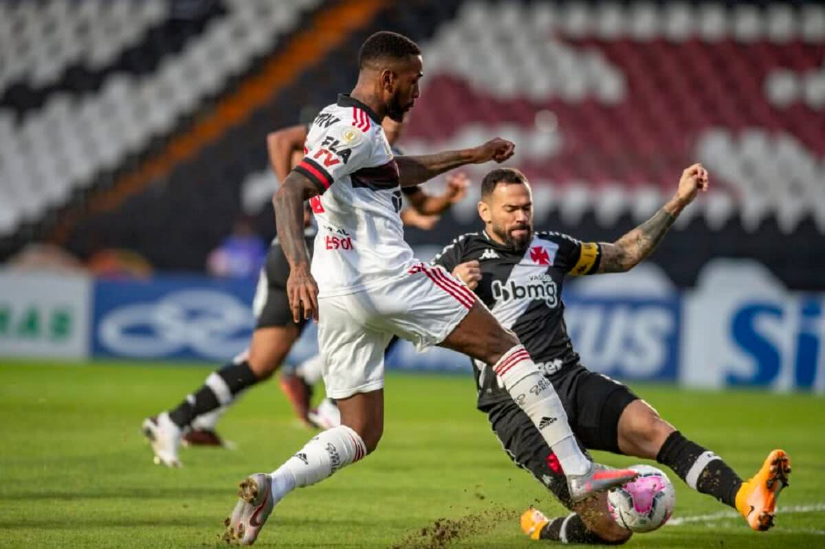 Vasco x Flamengo pelo Brasileirão 2020