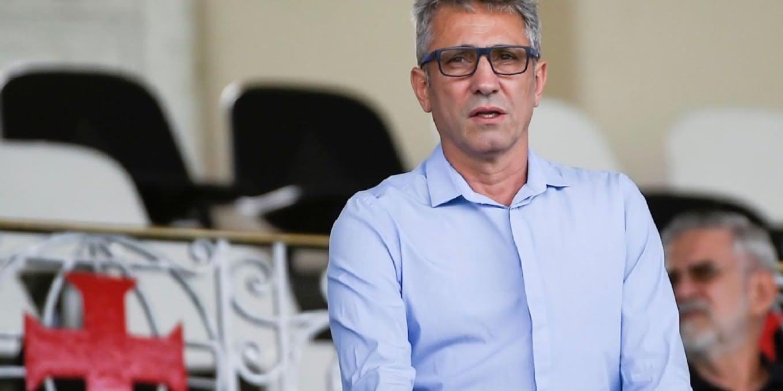 Alexandre Campello foi presidente do Vasco entre 2018 e 2021