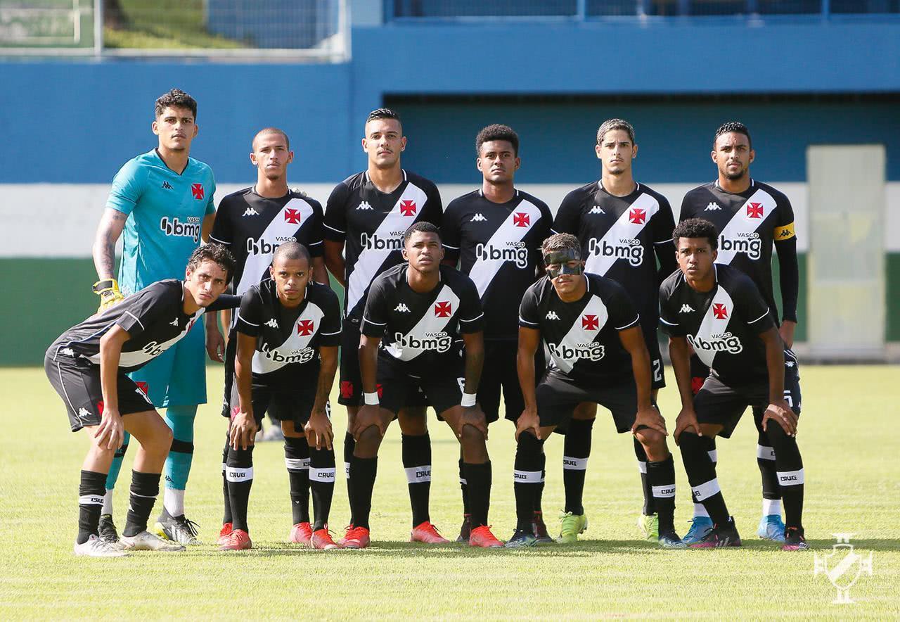Vasco estreou no Carioca Sub-20 contra o Boavista