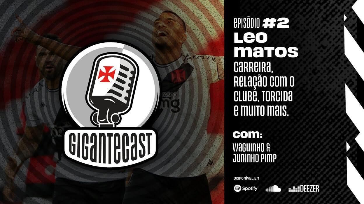 Léo Matos é o convidado do episódio 2 do GiganteCast
