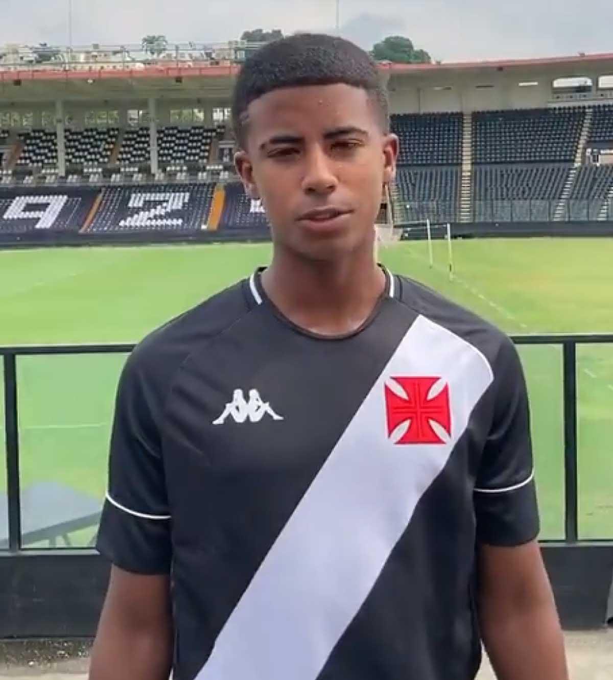 Matheus, Sub-15 do Vasco