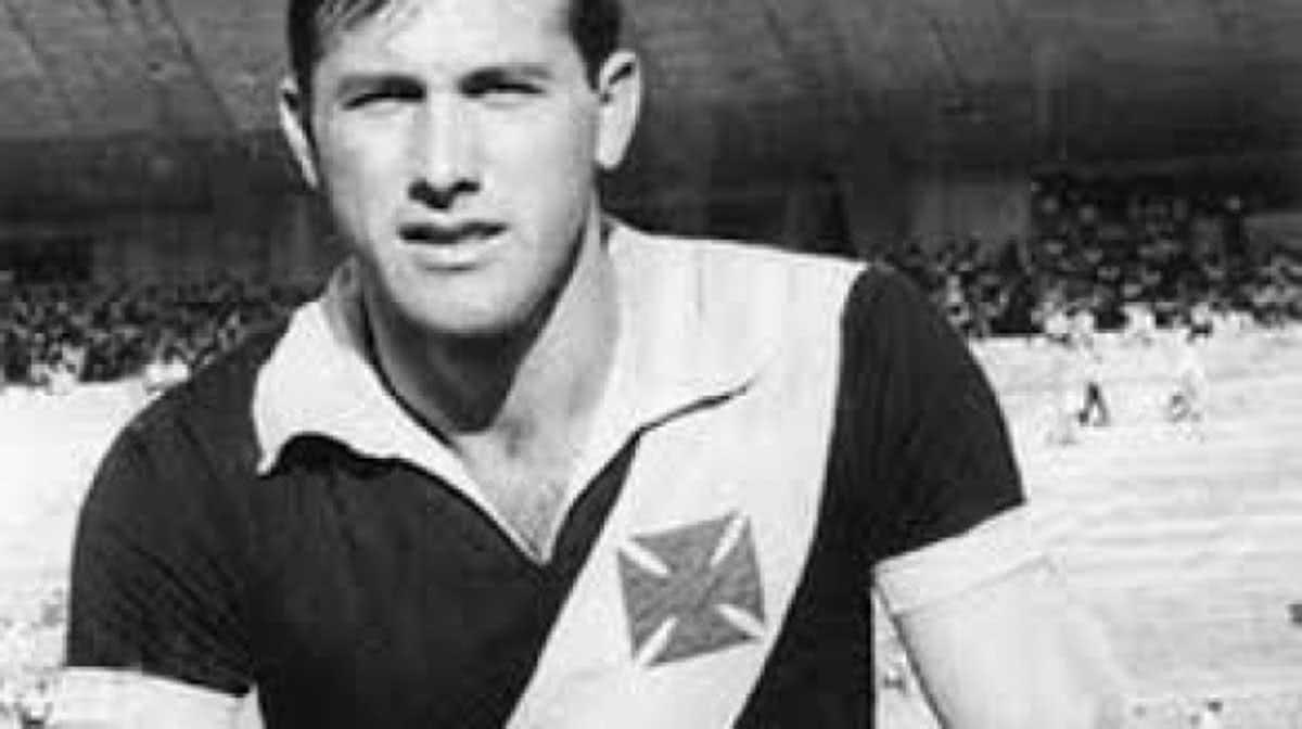 Belini, ex-jogador do Vasco