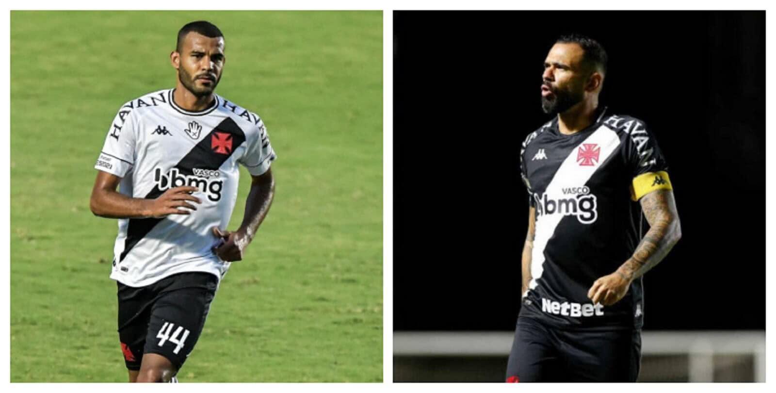 Respectivamente, Ernando e Leandro Castan
