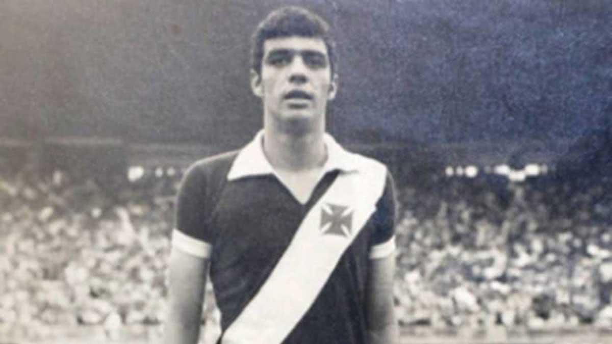 Fernando, ex-zagueiro do Vasco