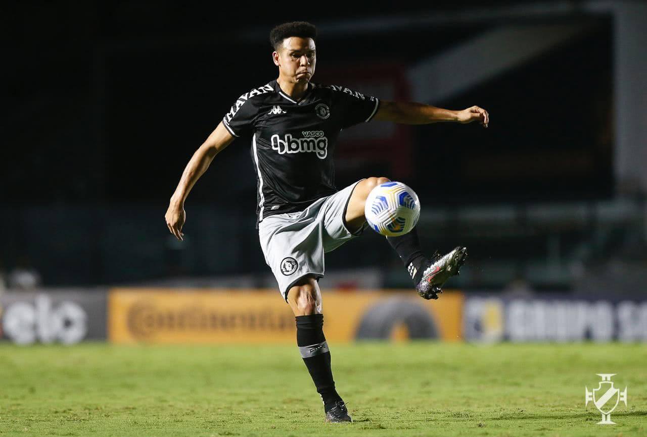 Marquinhos Gabriel durante jogo contra o Boavista