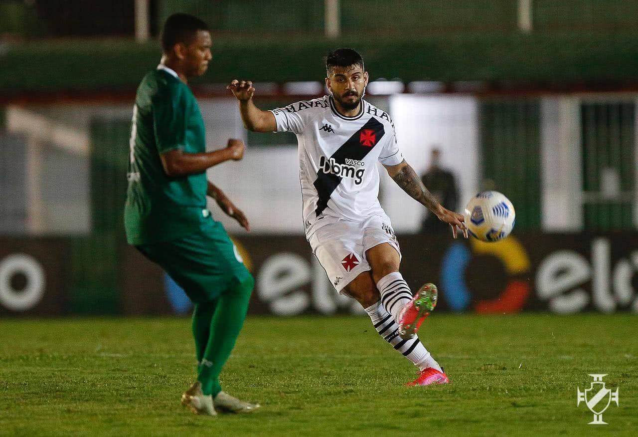Ricardo Graça durante o jogo contra o Boavista