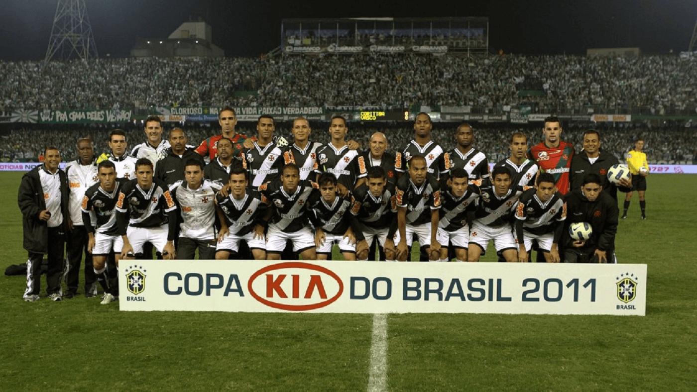 Pôster do Vasco campeão da Copa do Brasil 2011