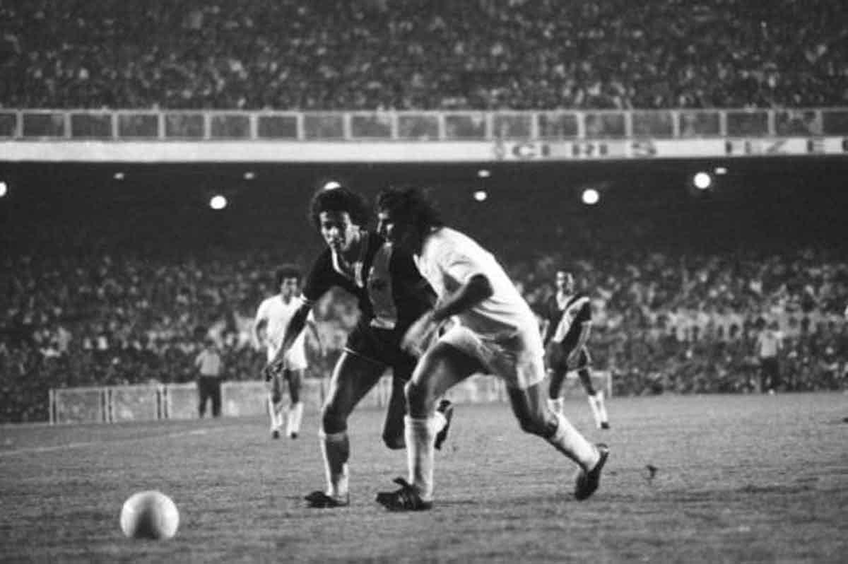 Vasco x Cruzeiro em 1974
