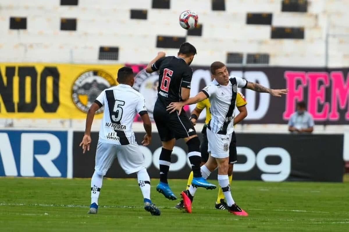 Vasco empata em 1x1 com a Ponte Preta