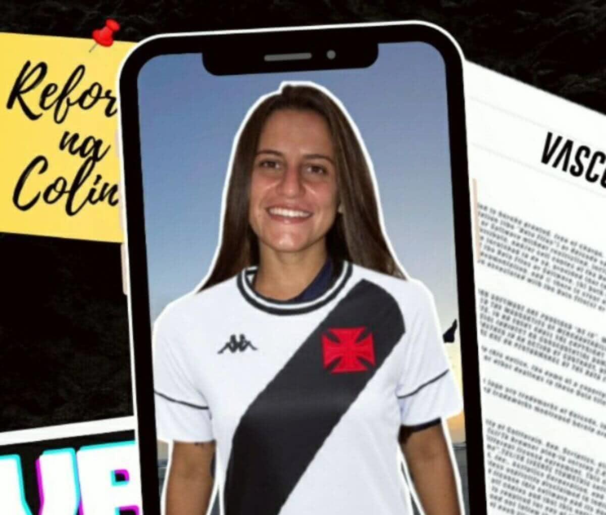 Milene Magalhães - Novo reforço do Beach Soccer Feminino do Vasco