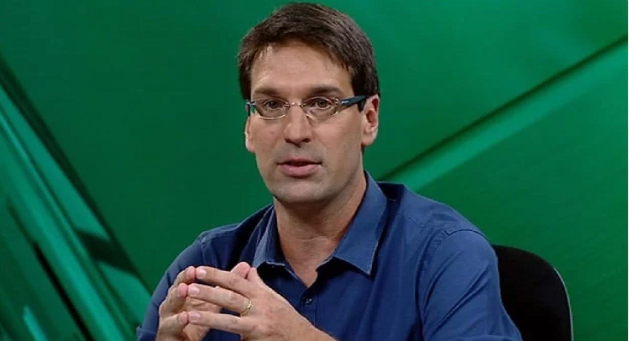 Arnaldo Ribeiro é um conhecido jornalista e comentarista esportivo